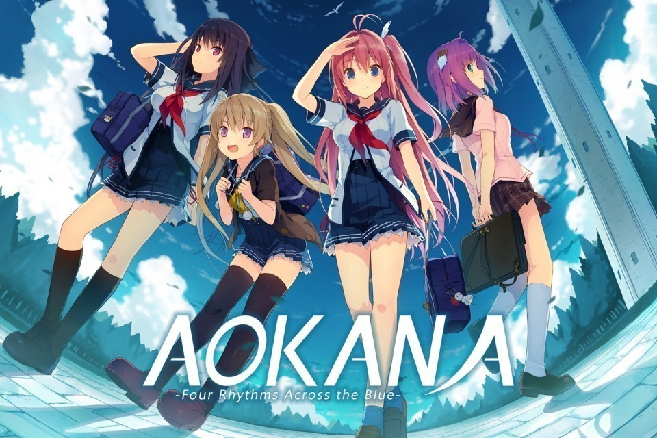 Aokana - PERFECT EDITION+ R18 STEAM DLC PATCH